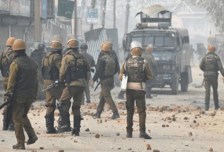 印度边境爆发冲突,5名印军士兵在枪战中死亡,莫迪政府陷入麻烦