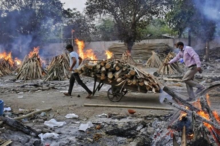 印度瞒报疫情数据手法曝光,死因不写新冠,就不属于新冠死亡病例