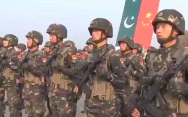"""中巴东西联动,""""双面打印""""大显神威!中国警告印度勿错判形势"""