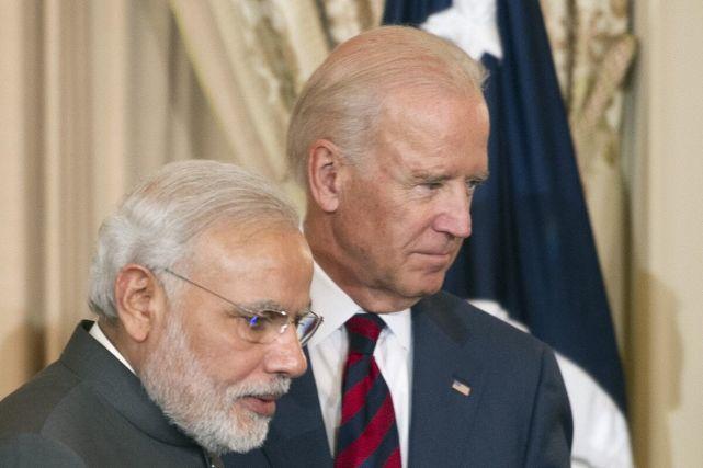 莫迪访美受欢迎,拜登称与其有亲戚关系,美国表示支持印度入常
