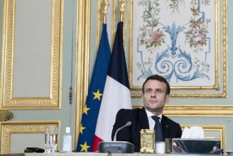 """马克龙遭非洲青年狂怼,法国在非还怎么刷""""存在感"""""""
