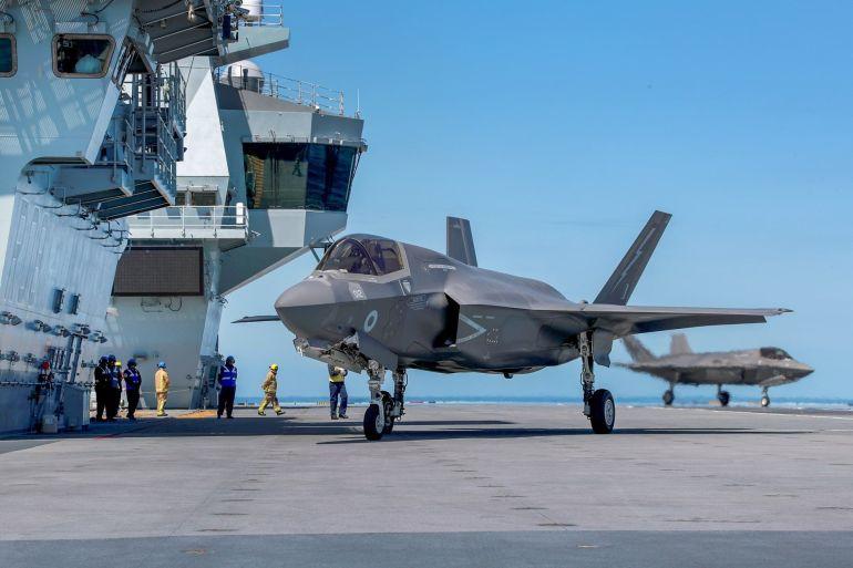 英军F-35突破1万飞行小时门槛,外媒:英国官员质疑最终能买多少架