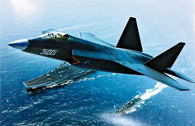 相比歼-20,印度更害怕中国歼-31,印媒:两大优势令印方无法应对
