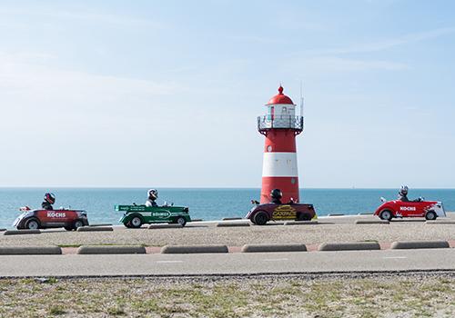 Hotrod Tour Zeeland