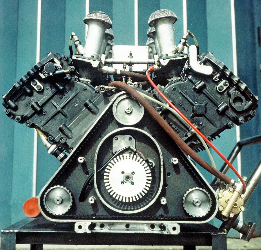 Hot Rod Engine Tech The Ford Cosworth Dfv The Inside