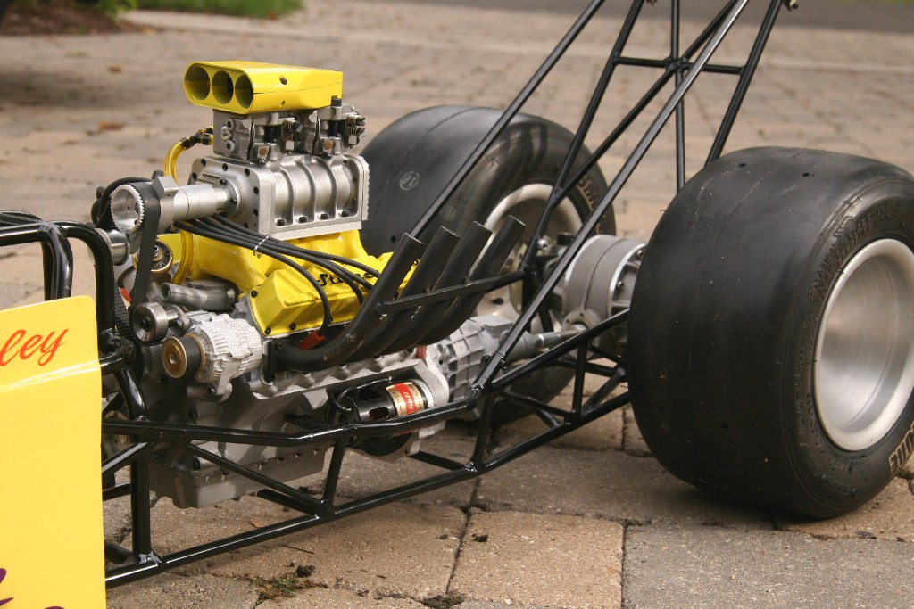 Hot Rod Engine Tech Conley 1 4 Scale Supercharged 609