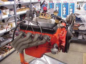 427 mystery motor
