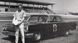 Johnny Rutherford 1963 Daytona 500