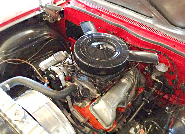 409 Chevy fuel injection
