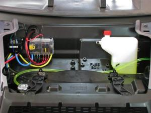 Ranger 900 Fuse Block Wiring Project