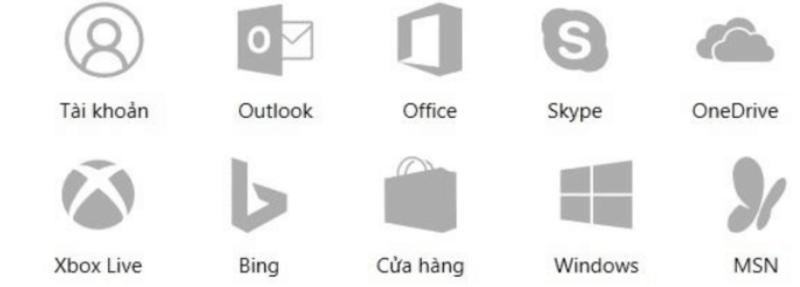 Tài khoản Microsoft