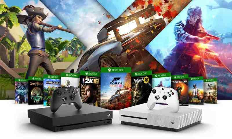 So sánh Xbox One X và Xbox One S