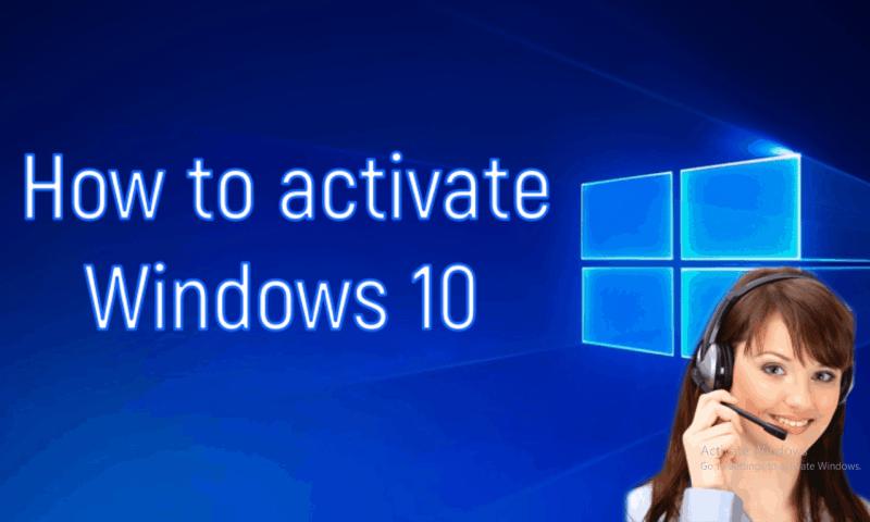 Hướng dẫn kích hoạt lại Windows 10 trên máy mới hoặc máy thay ổ cứng