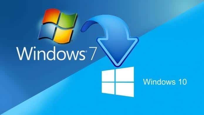 Nâng cấp lên Windows 10