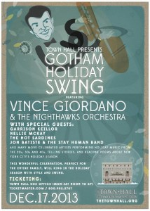 Gotham Holiday Swing