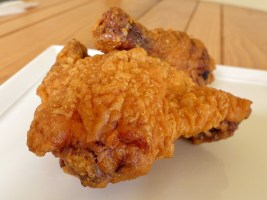 FRIED CHICKEN AT HOME