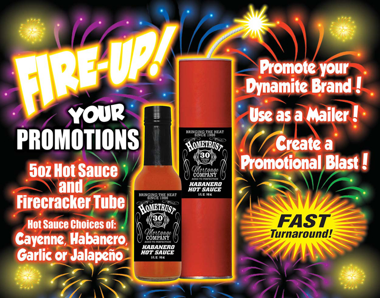Fire Up Your Promotion