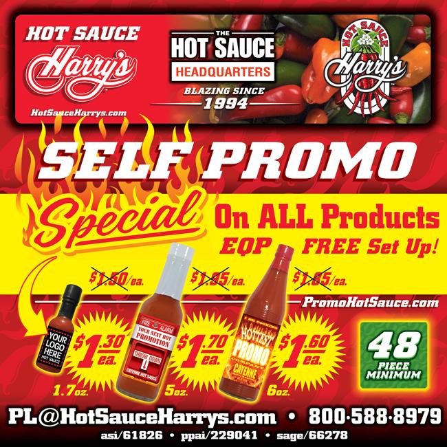 Self Promo Special