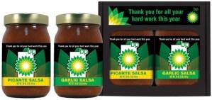 2SS - Two Salsa Sampler - Energy - BP Oil