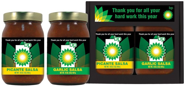 2SS - Two Salsa Sampler - Energy - BP Oil