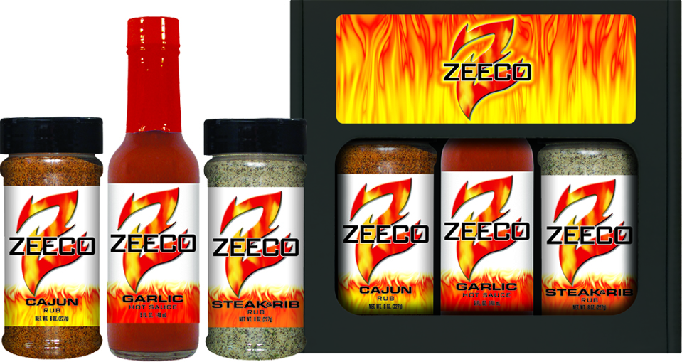 3RHS - Three Pack Combo - Energy - Zeeco