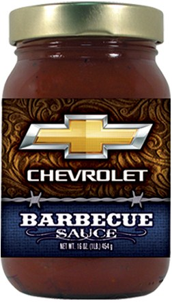 BBQ16 - Barbecue Sauce (16oz)