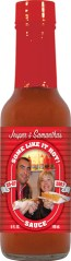HS5G - Garlic Hot Sauce (5oz) - Wedding Favor