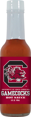 HS5C - Cayenne Hot Sauce (5oz) - South Carolina Gamecocks