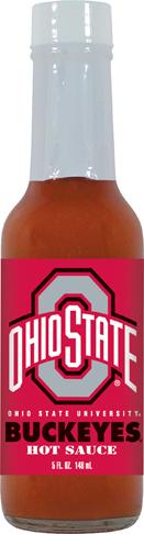 HS5C - Cayenne Hot Sauce (5oz) - Ohio State Buckeyes