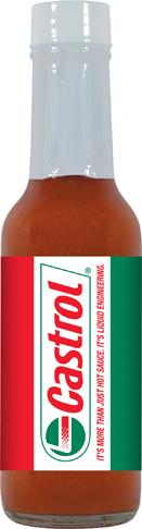 HS5C - Cayenne Hot Sauce (5oz) - Castrol