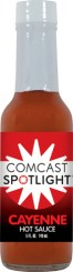 HS5C - Cayenne Hot Sauce (5oz) - Entertainment - Comcast