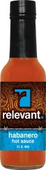 HS5H - Habanero Hot Sauce (5oz) - Industrial - Relevant Solutions