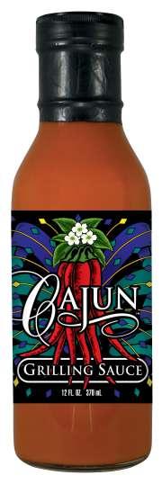 GS12CA - Cajun Grilling Sauce (12oz)