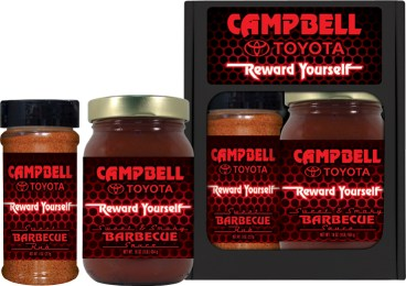 SPR - Snack Pack w/Dry Rub - Campbell Toyota