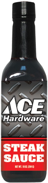 GS10S- Steak Sauce (10oz) - Retail Store - Ace Hardware