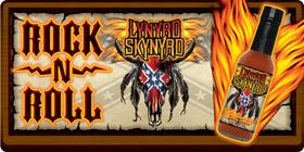Lynyrd Skynyrd Hot Sauce