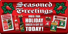 Seasoned Greetings Sauces