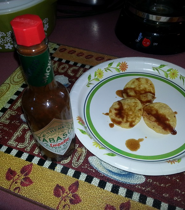 Hot Sauce #1 – Tabasco Chipotle Hot Sauce Review