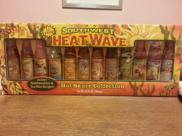 Southwest Heat Wave Hot Sauces Collection