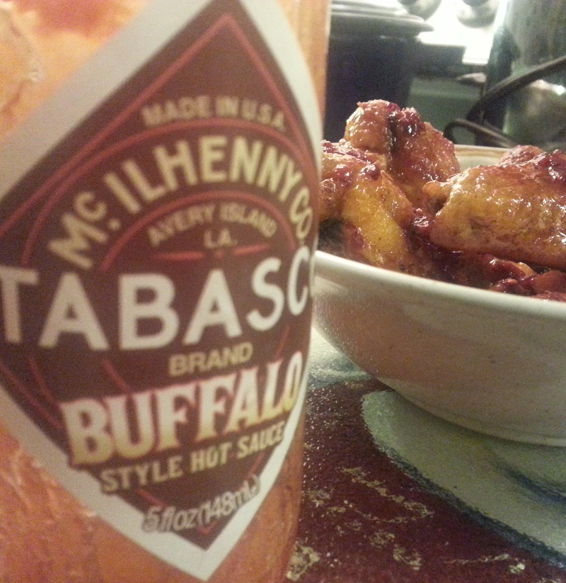 Hot Sauce #150 and 151 – Tabasco Buffalo and Chipotle Raspberry