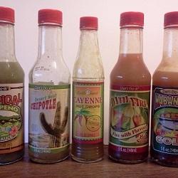 Hot Sauce #7 – #11 – Dat'l Do-It Hot Sauce Gift Box