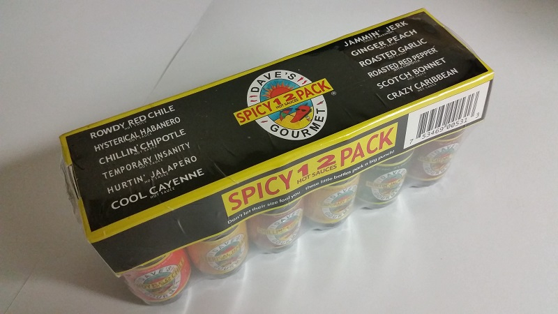 Dave's Gourmet Saucy 12 Pack