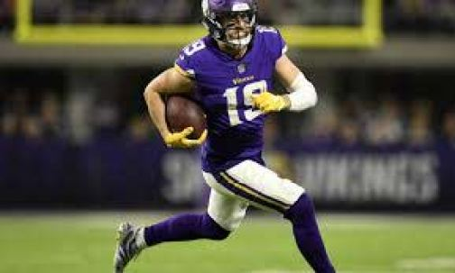 Injury Update For Minnesota Vikings WR Adam Thielen
