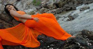 Rajasthani bhabhi remove blouse