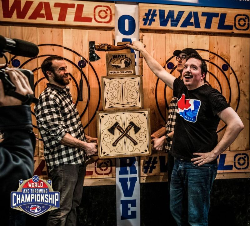 Axe Throwing Near Me