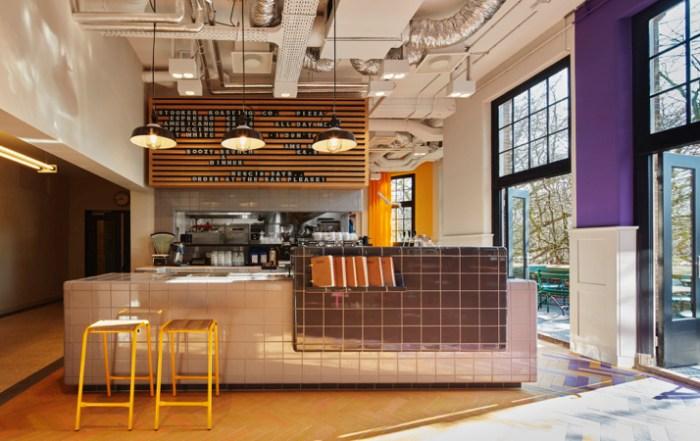 Designhostel Generator Amsterdam