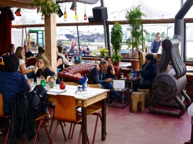 Hotspot Noorderlicht Café Amsterdam