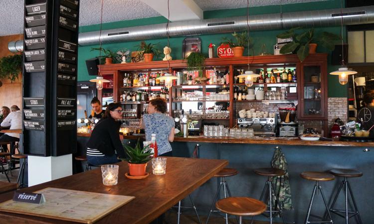 Cafe Franklin Den Haag Valkenbosplein 24