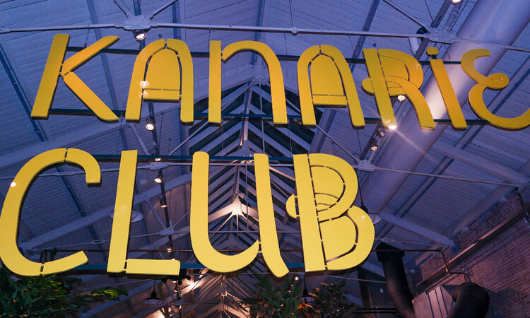 KANARIE CLUB AMSTERDAM:
