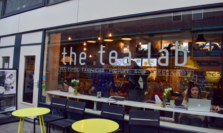 THE TEA LAB ROTTERDAM